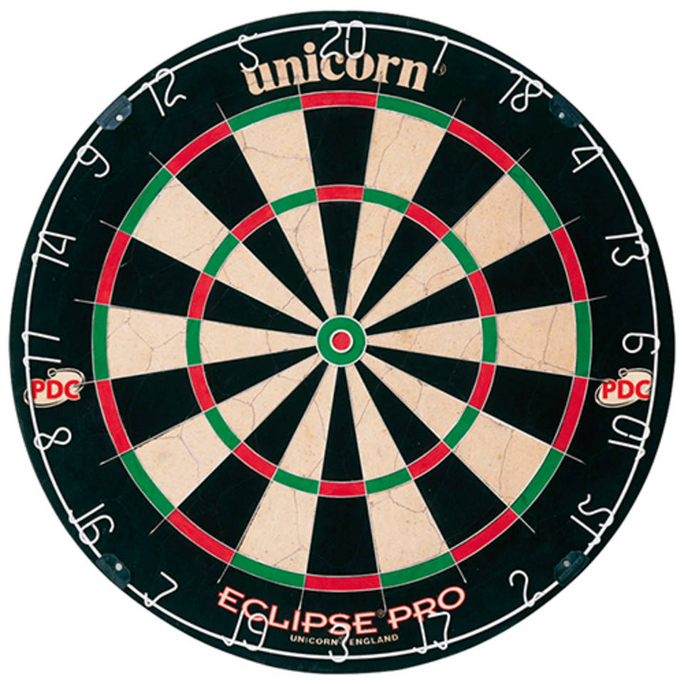 Dartbord unicorn eclipse pro