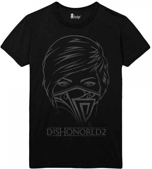 Dishonored 2 T-Shirt Emily