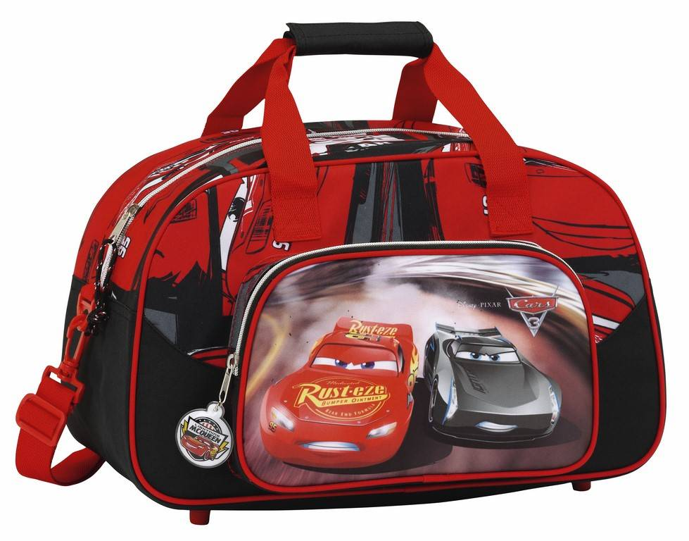 Disney Cars  40cm Cars 3 - Formaat 40 x 24 x 23 cm - Polyester