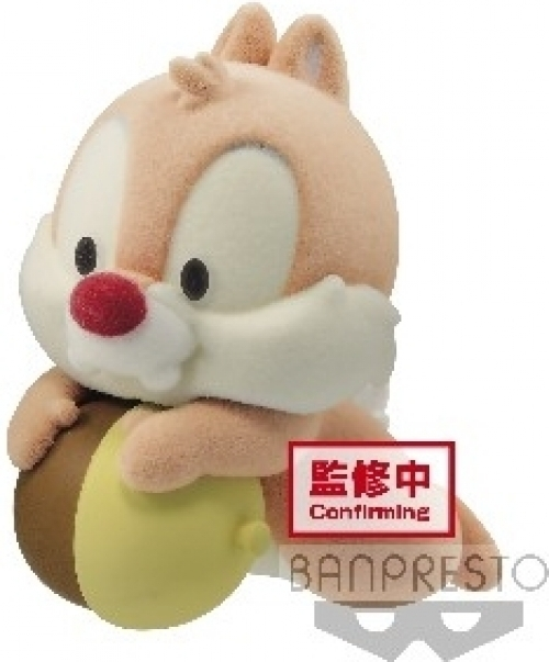 Disney Characters Fluffy Puffy Petit Chip \n Dale Figure - Dale