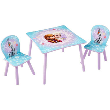 kinderkamer Kindertafelsets