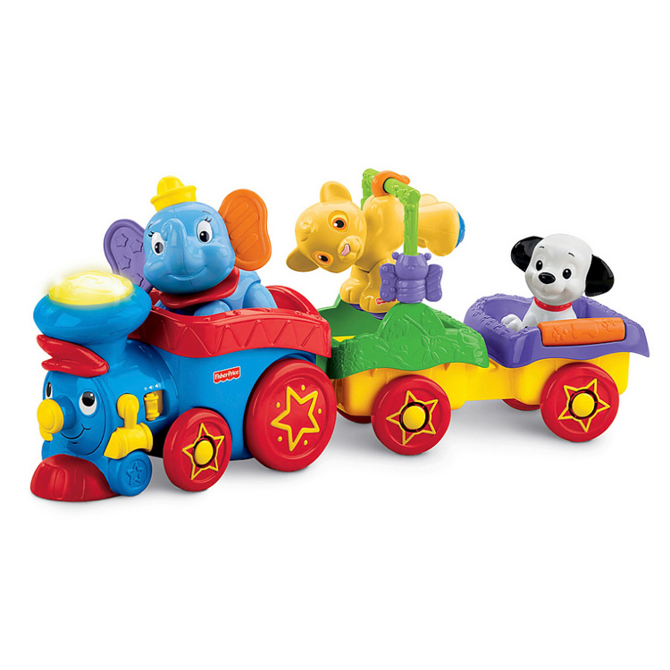 Disney Locomotief Sing Along