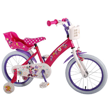 Disney Minnie Mouse Bow-Tique meisjesfiets - 16 inch