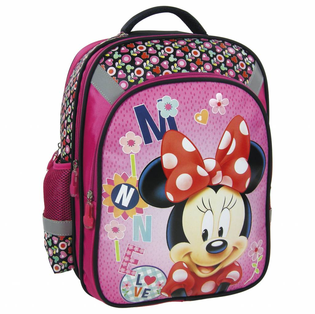 Disney Minnie Mouse Love - 39 x 29 x 17 cm - Polyester