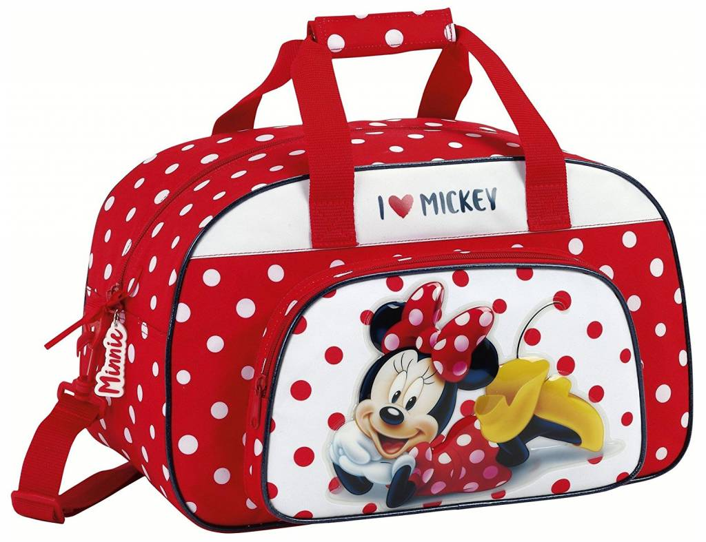 Disney Minnie Mouse  I love Mickey 40cm