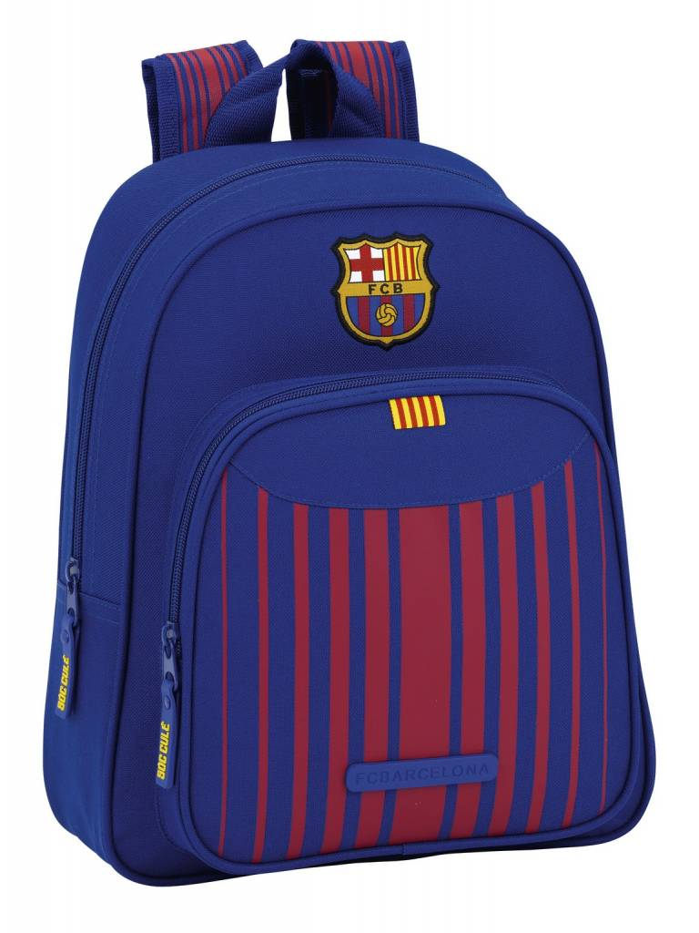 FC Barcelona Rugzak Home 34 x 28 x 10 cm - polyester