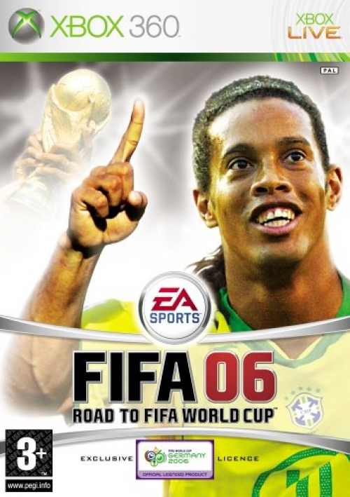 Fifa 2006 Road to Fifa World Cup