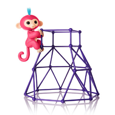 Fingerlings Jungle Gym speelset