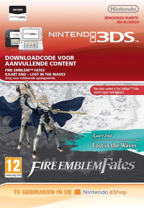 Fire Emblem: Fates End: Lost in the Waves