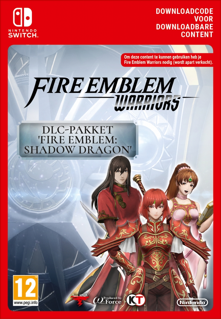 Fire Emblem Warriors: Fire Emblem Shadow Dragon Pk