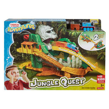 Fisher-Price Thomas & Friends jungle avontuur