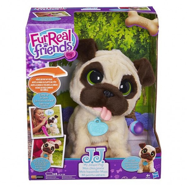Fur Real Friends J.J. My Jumpin\ Pug