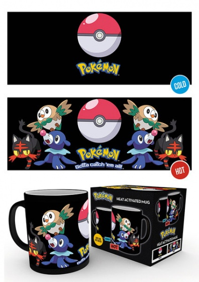 GB Eye warmtemok Pokémon Catch Em All multicolor 300 ml