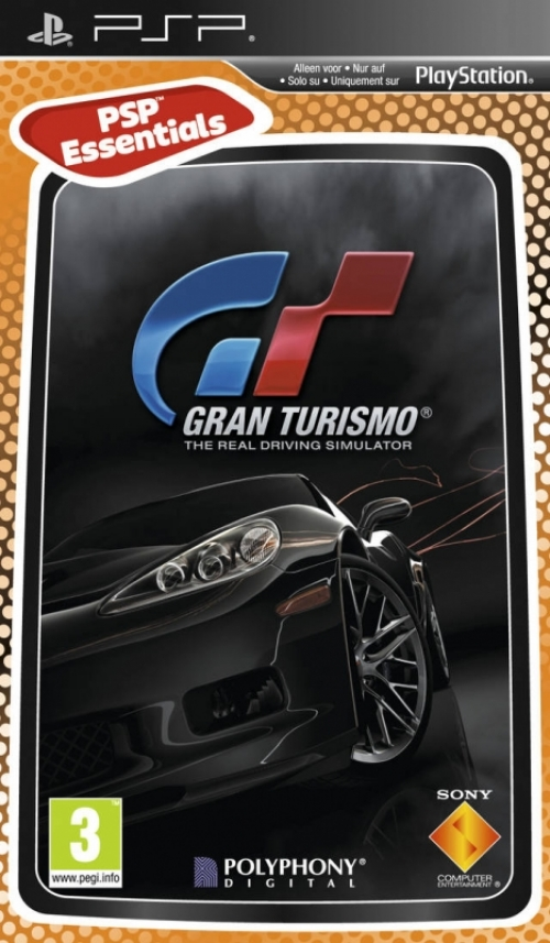 Gran Turismo (essentials)