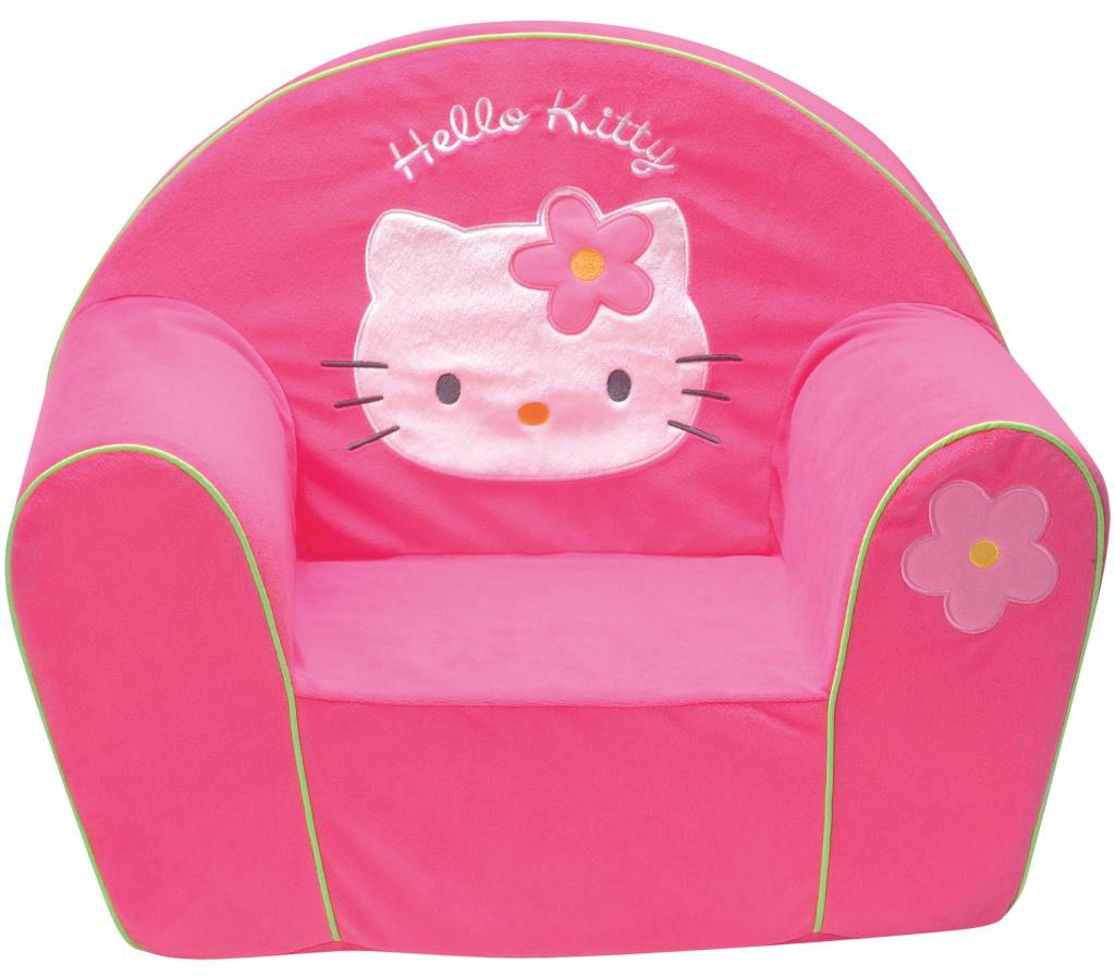 Hello Kitty Fauteuil 42x52x33cm - Polyester