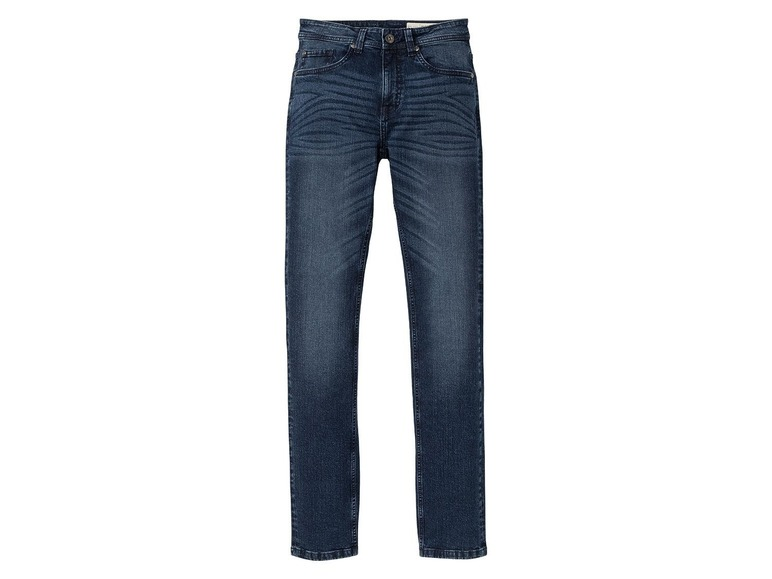 Heren jeans slim fit 50 (34/34), Blauw