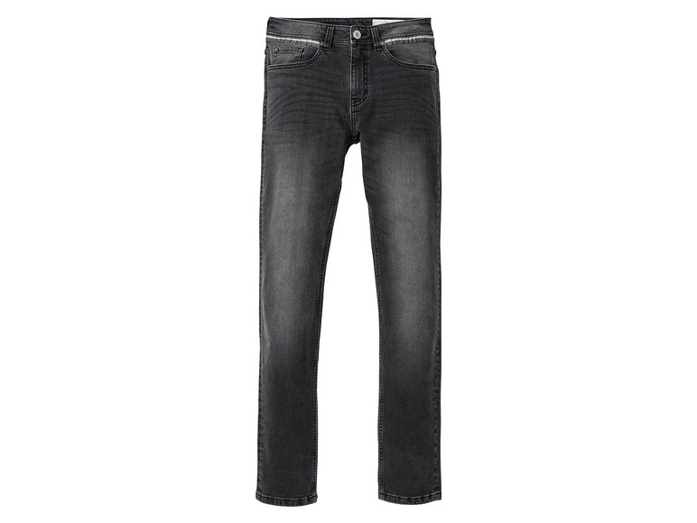 Heren jeans slim fit 52 (36/34), Grijs