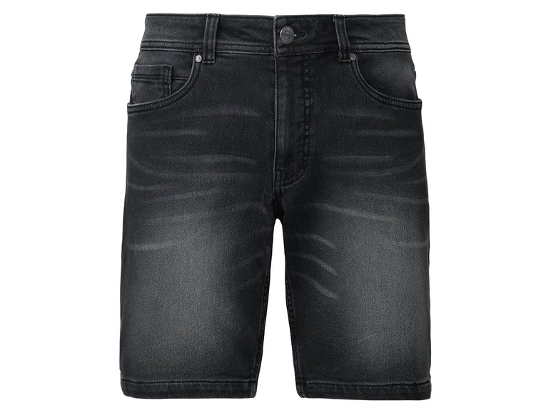 Heren short 48, Zwart