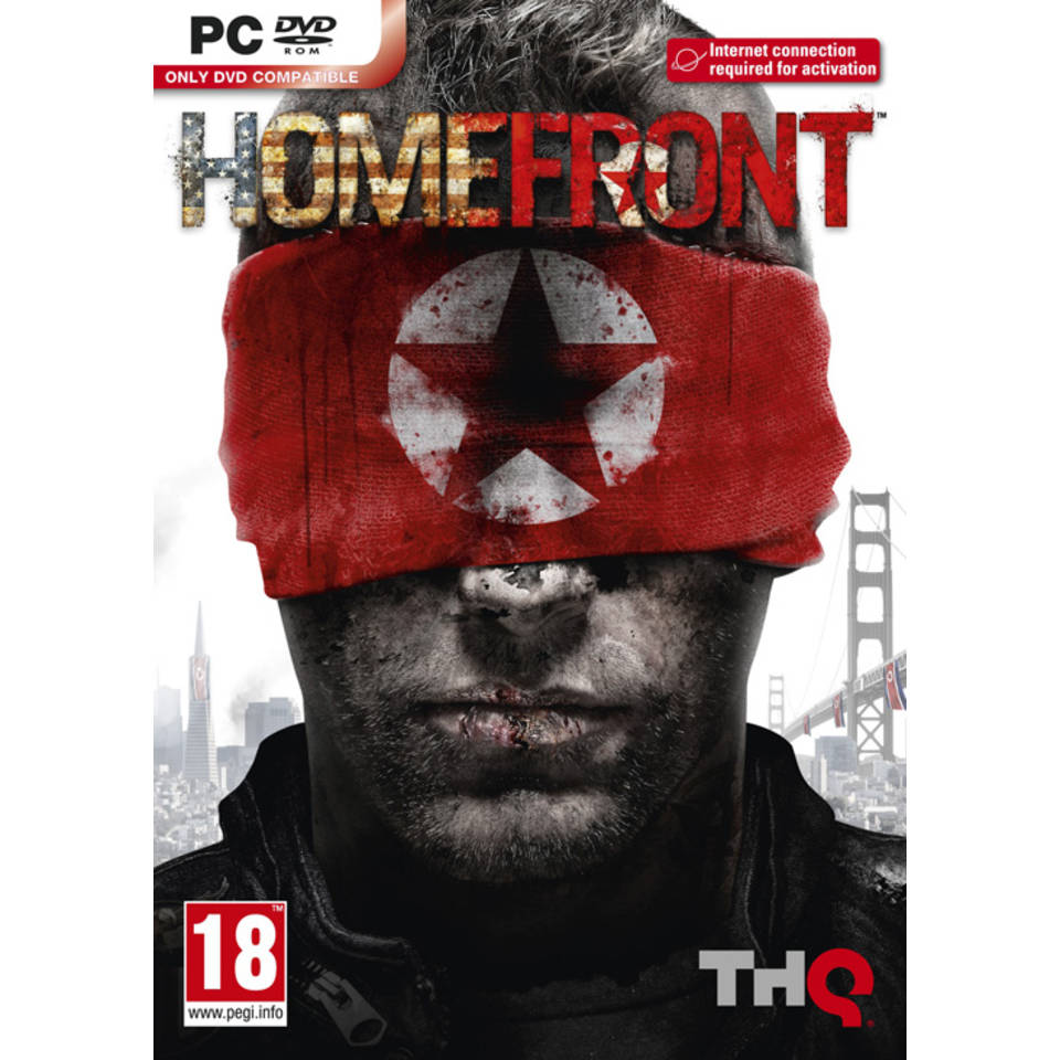 Homefront - pc gaming