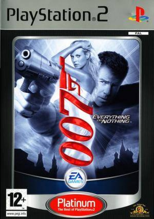 James Bond Everything or Nothing (platinum)