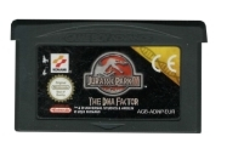 Jurassic Park 3 The DNA Factor (losse cassette)