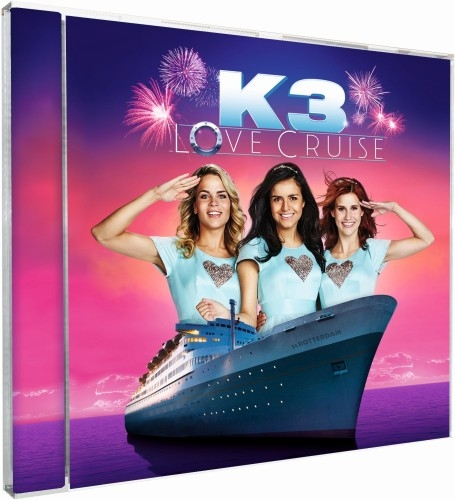 K3 Love cruise CD