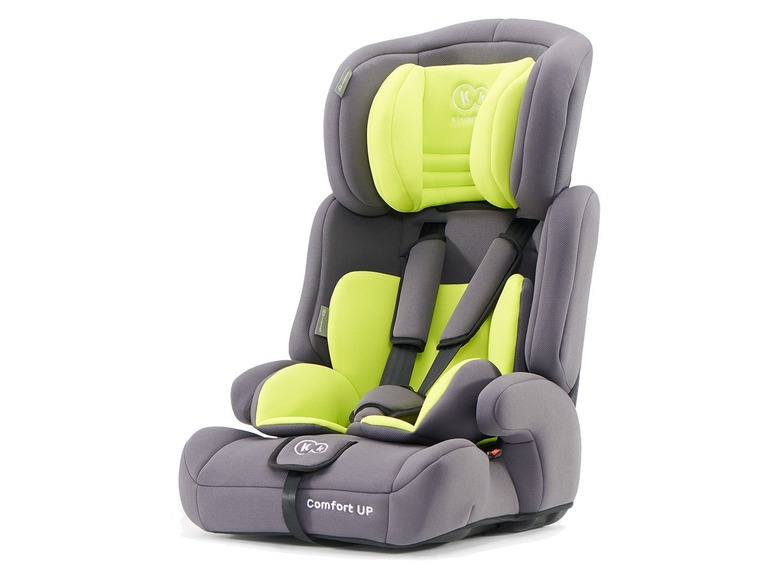 KINDERKRAFT Kinder autostoel Comfort Up Lime