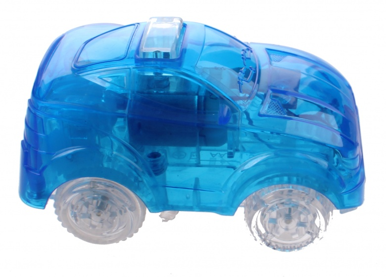 Kids Fun lanceerbaan Magic Road met lift blauw 136 delig S