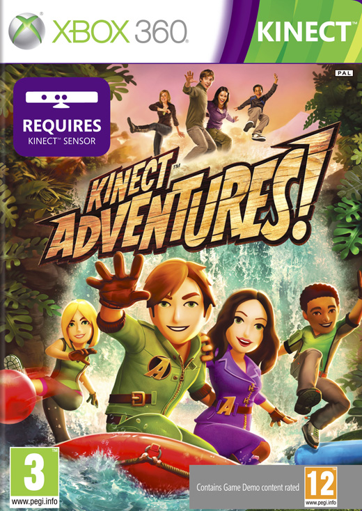 Kinect Adventures (game only)