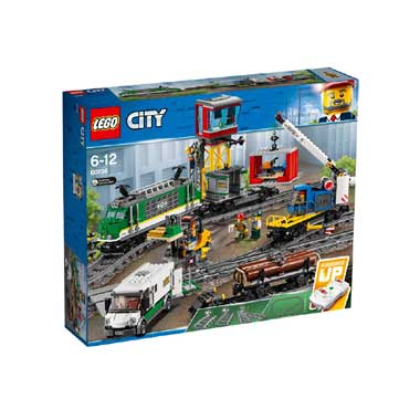 LEGO City Vrachttrein 60198