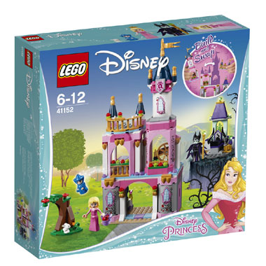 41152 LEGO Disney Princess sprookjeskasteel van Doornroosje