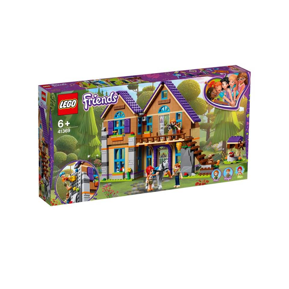 LEGO Friends Mia\s huis 41369