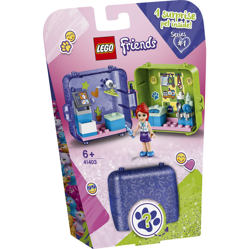 LEGO Friends Mia\s speelkubus 41403