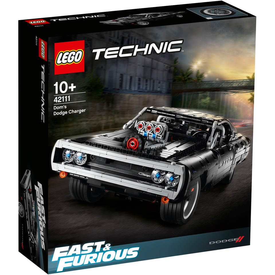 LEGO Technic Dom\s Dodge Charger 42111