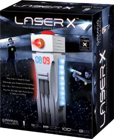 LaserX Gaming Tower