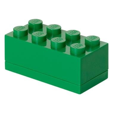 Lego 4012 mini brick box 2x4 groen