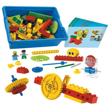 Lego 9656 early simple machines set