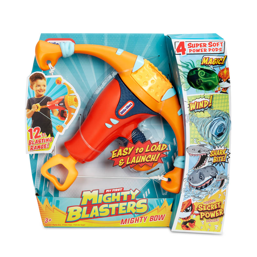 Little Tikes My First Mighty Blasters machtige boog