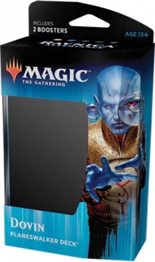 Magic the Gathering TCG Ravnica Allegiance Planeswalkers Deck - Dovin