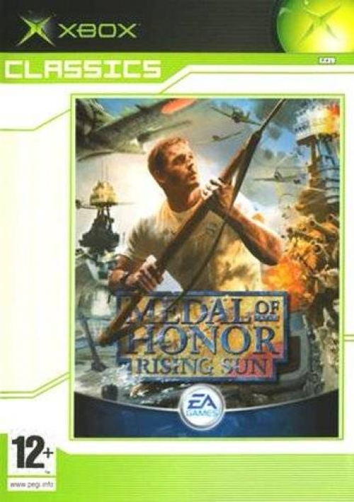 Medal of Honor Rising Sun (classics)