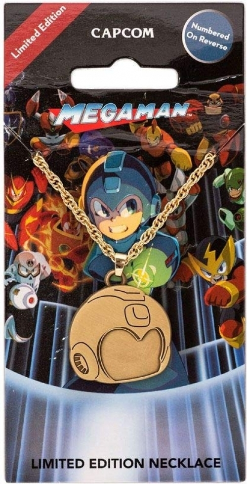 Megaman - Limited Edition Necklace