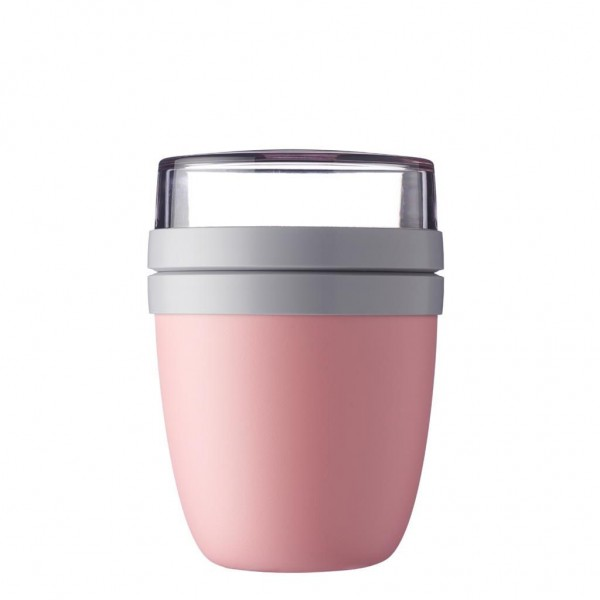 Mepal Lunchpot Ellips Nordic Pink 500 + 200 Ml