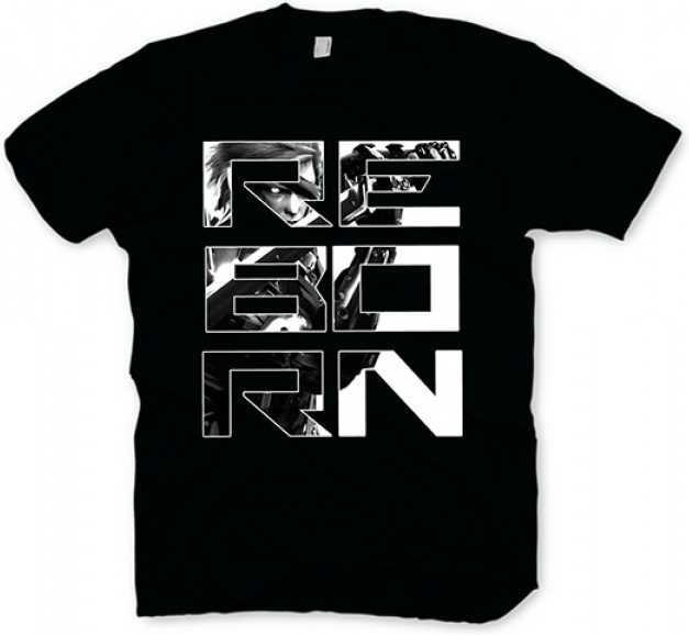 Metal Gear Rising T-Shirt - Reborn,