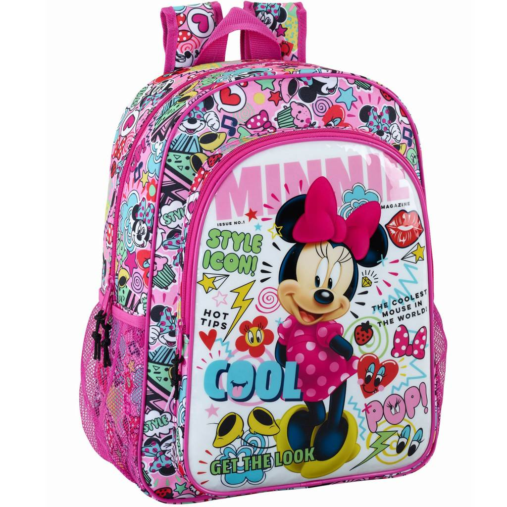 Minnie Mouse rugzak Cool - 42 x 33 x 14 cm - polyester