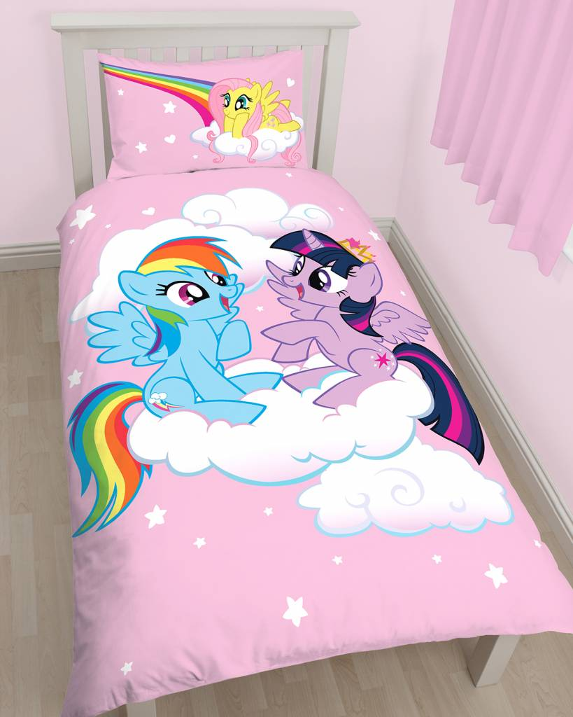 My Little Pony   Equestria Polycotton incl sloop