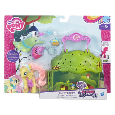 My Little Pony Explore Equestria Manehattan speelset