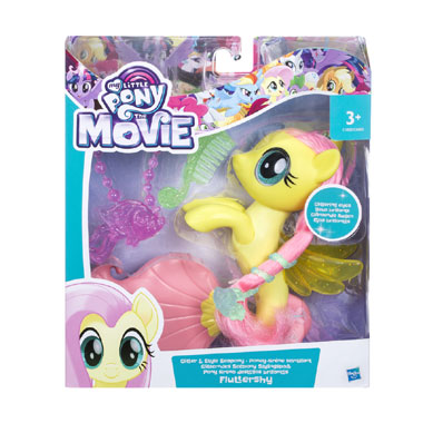 My Little Pony glinsterende zeepony
