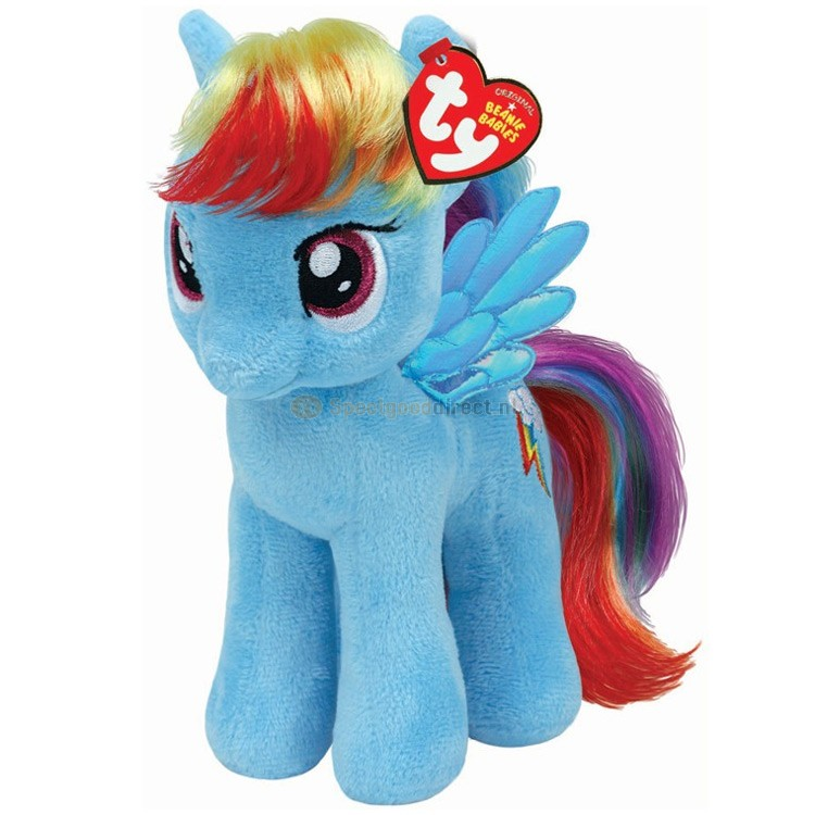 My Little Ponyknuffel Rainbow Dash