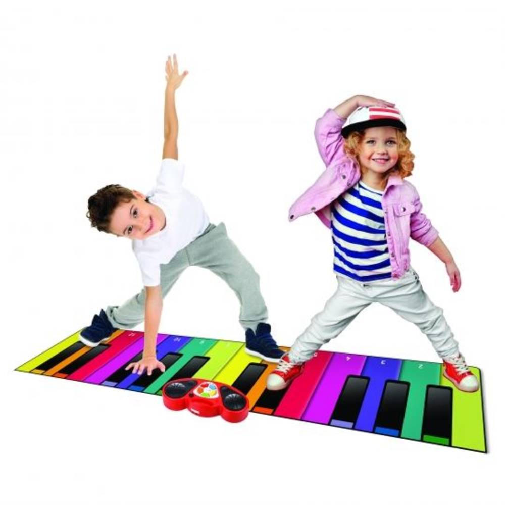 N-Gear reuze piano mat