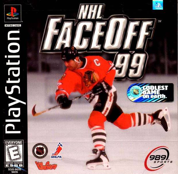 NHL Face Off \99